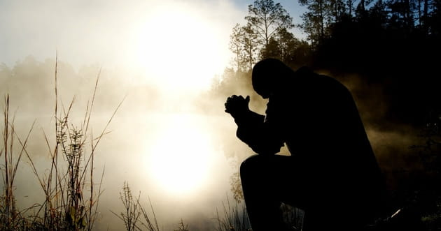 How to Pray When Grief Makes Praying Hard