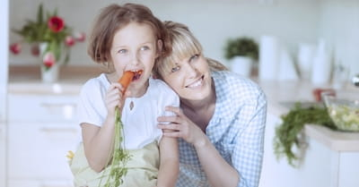 How Can Parents Do a Better Job at Modeling Healthy Eating Habits?
