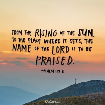 The Name of the Lord is to be Praised