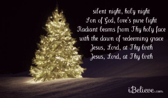 Silent Night Holy Night Inspirations