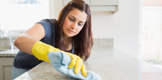Spring Cleaning: Cleaning the Heart and the Home