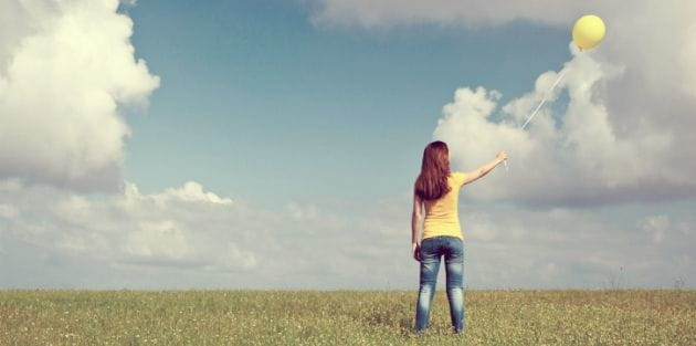 The Crucial Difference between Letting Go and Giving Up