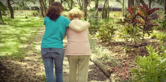 How to Help a Caregiver