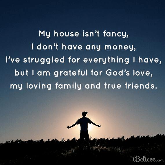 I Am Grateful for Everything I Have