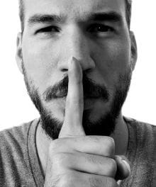 Is it OK to Keep Quiet About My Christianity?