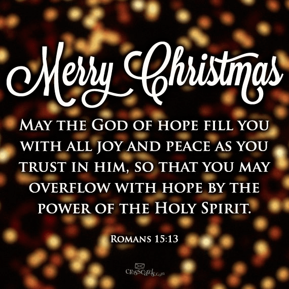 The Power Of Hope Quotes: Merry Christmas