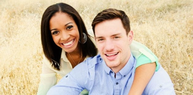 Moments from a Mixed Race Marriage