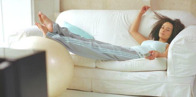 Couch Potato Coma