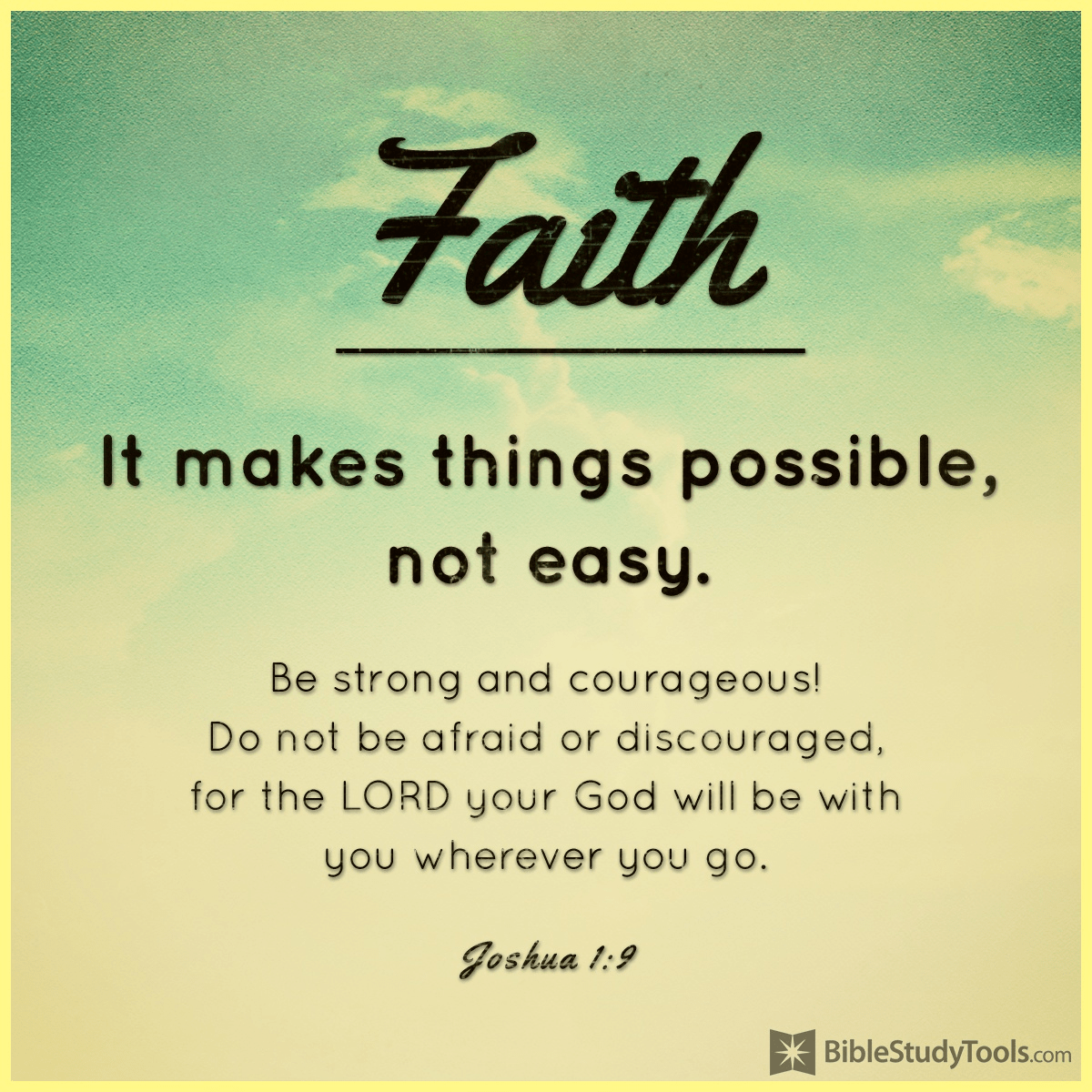 Life Is Not Easy Quotes Faith Makes Things Possible Not Easy  Inspirations