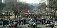 Pro-Life Advocates Flood the National Mall for the Annual March for Life
