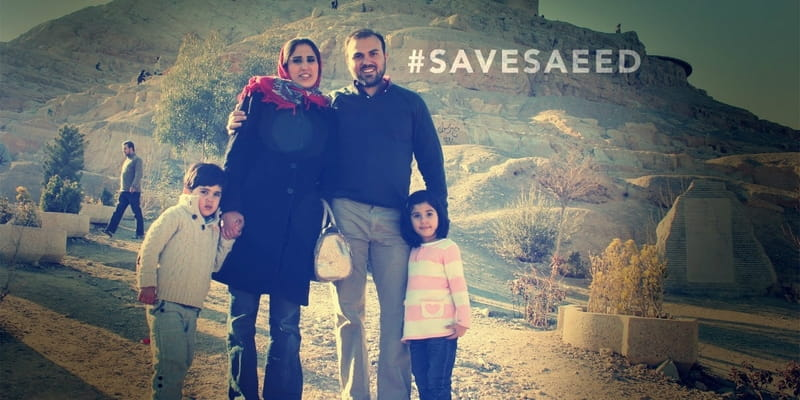 Saeed Abedini Beaten in Prison, Told the Only Way Out is to Deny Christ