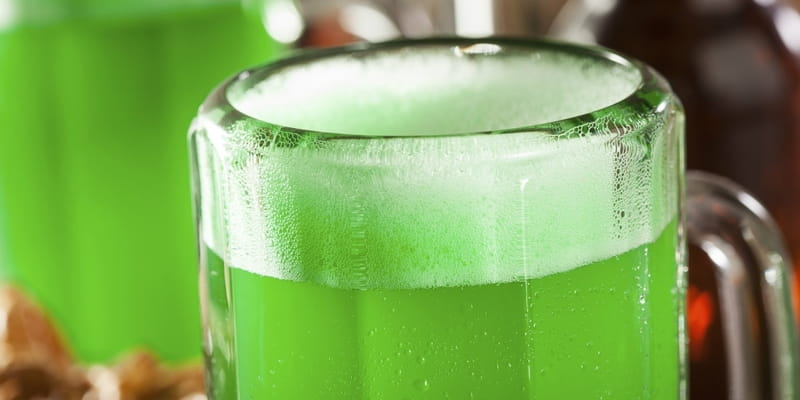 Who was St. Patrick, and Would He Drink Green Beer?