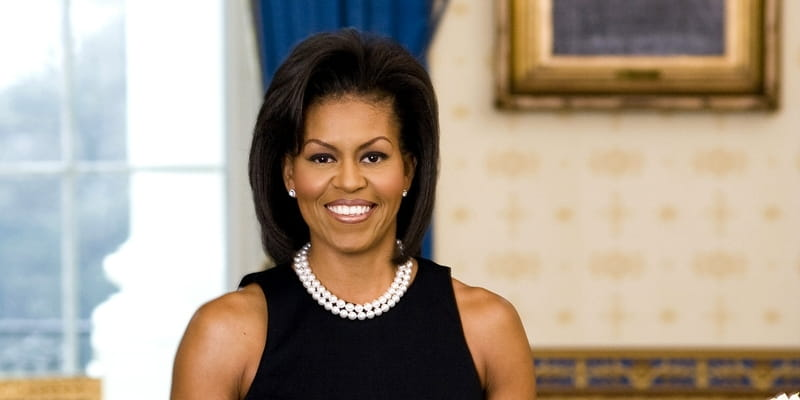 Michelle Obama Says Gospel Music Connects Her to God