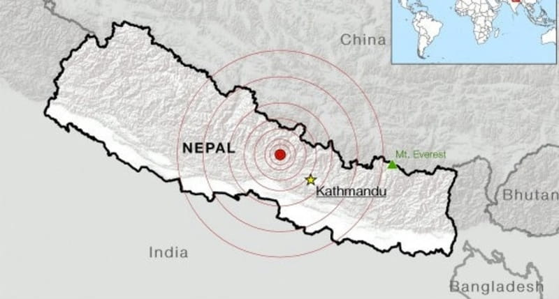 5 Things You Need to Know about the Earthquake in Nepal