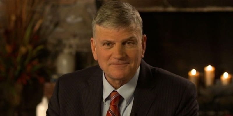 Franklin Graham Urges Obama to Secure Saeed Abedini's Release