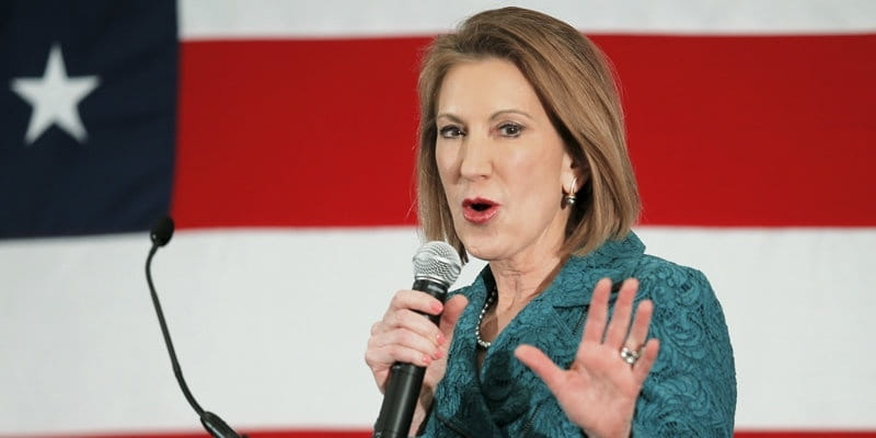 5 Things Christians Should Know about Carly Fiorina's Faith