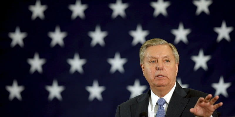 5 Faith Facts about Sen. Lindsey Graham: Religious Right Spear Carrier