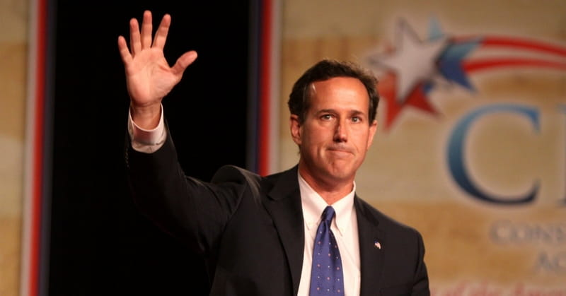 Rick Santorum Ends Presidential Bid, Endorses Marco Rubio