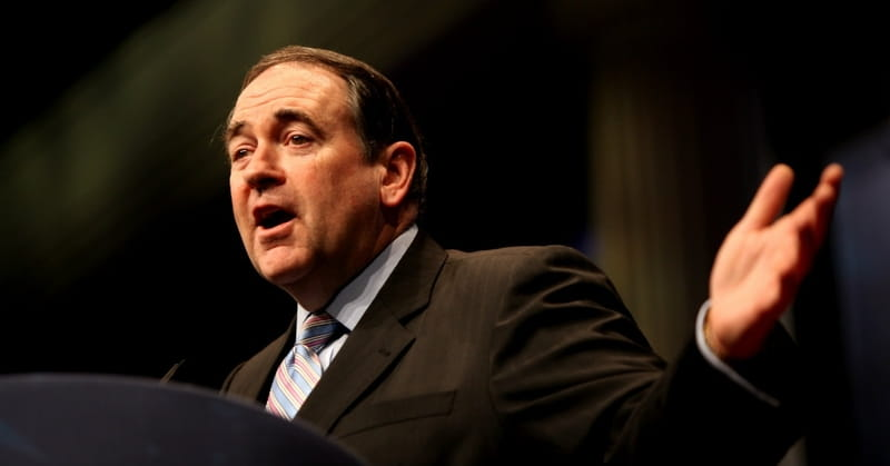 Mike Huckabee Tells Black Church America Has 'Sin Problem,' Not 'Skin Problem'
