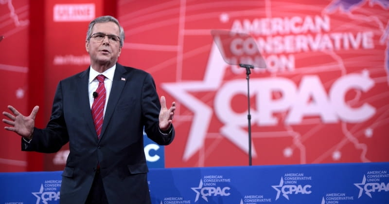 Jeb Bush Endorses Ted Cruz for President