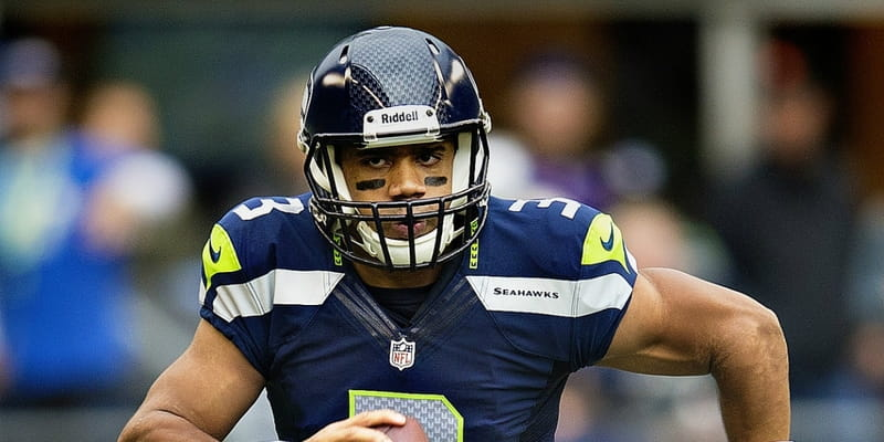 Russell Wilson Suggests Looking to the Bible to Heal Divisions in America
