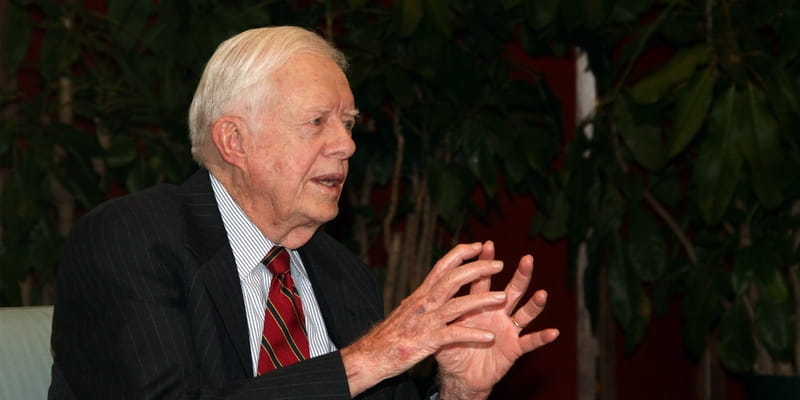 Jimmy Carter: Jesus Would Approve of Gay Marriage