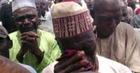 Fathers of Kidnapped Chibok Schoolgirls Say the Girls are 'in the Hands of God'