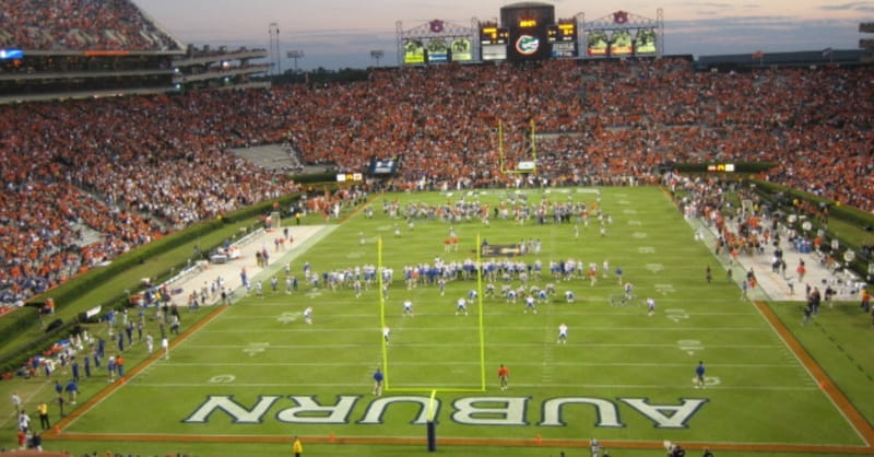 Atheist Group Demands that Auburn University Fire Football Chaplain