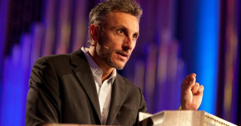 Former Megachurch Pastor Tullian Tchividjian Contemplated Suicide after Scandal