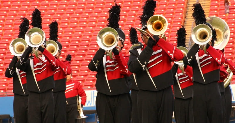 High School Band Barred from Playing Halftime Show for Christian Hymn in Set