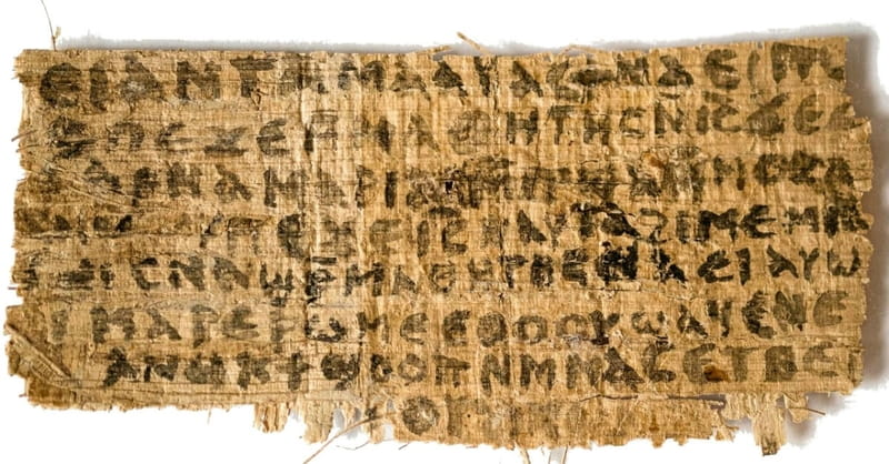 Studying Ancient Handwriting Reveals Biblical Texts are Older Than Estimated