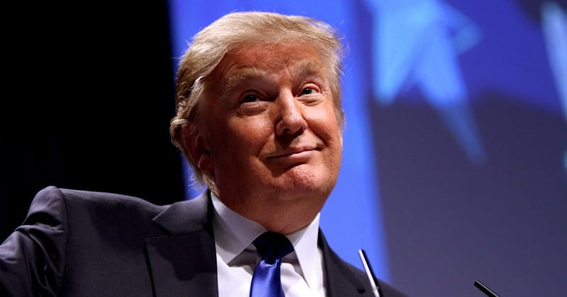 #TrumpBible Trends on Twitter, Poking Fun at Trump's Refusal to Give Favorite Bible Verse