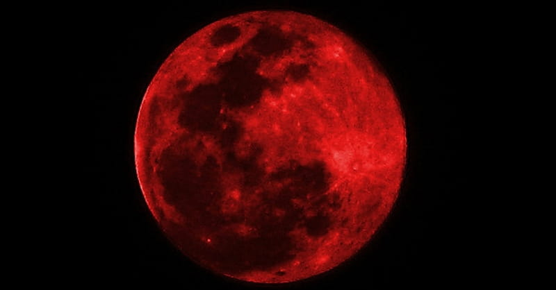 Pastors Say September's 'Blood Moon' Could be Sign of Apocalypse