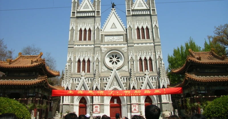 Churches in China Forced to Surrender Tithes and Offerings to Government
