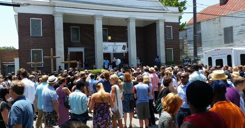 Charleston Church Where Fatal Shooting Took Place Ordains New Pastor