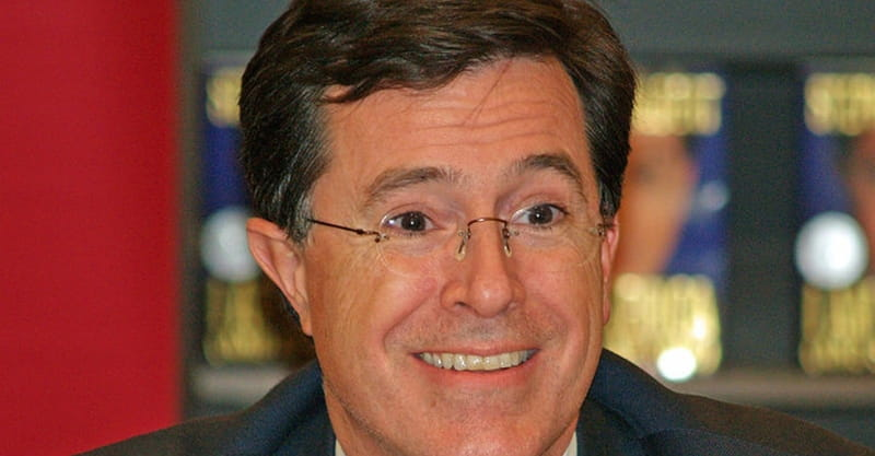 Interview: Stephen Colbert Discusses His Faith, the Pope, Islam, and More