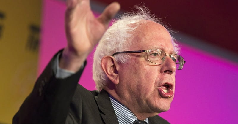 Why are Young Americans Flocking to Bernie?