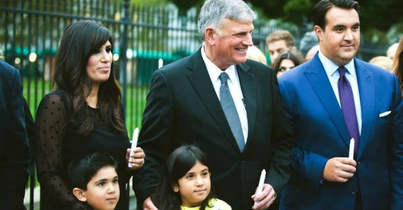 Franklin Graham Helping Both Saeed and Naghmeh Abedini with Marital Struggles