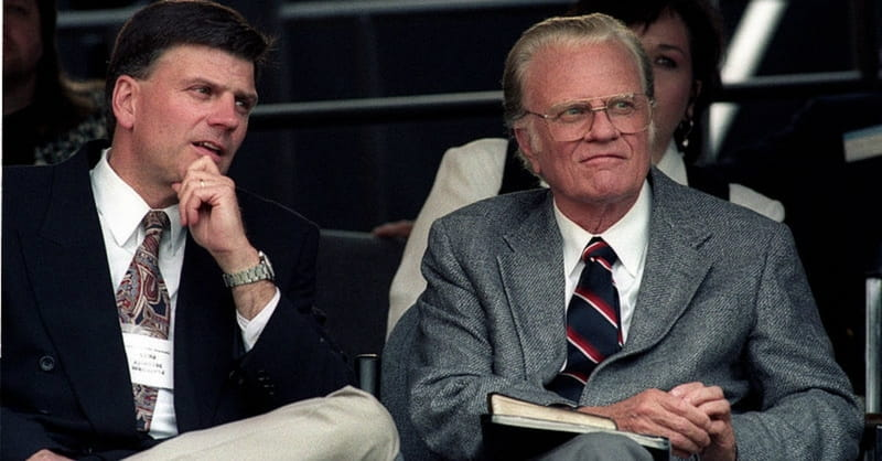 Franklin Graham Explains Why There Won't be a Big Party for Billy Graham's 98th Birthday