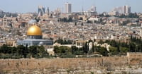 Annual Day of Prayer for Jerusalem this Sunday