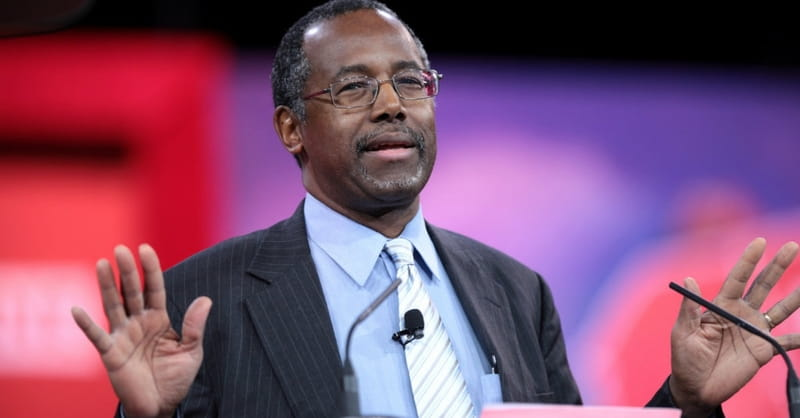 Ben Carson Says He's Not Surprised Trump is Going after His Faith