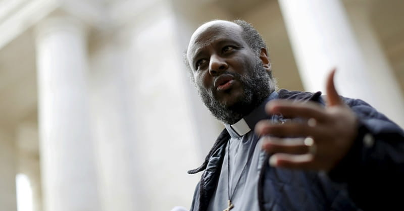 Meet the Nobel-nominated Priest Who Rescues African Refugees from Mediterranean