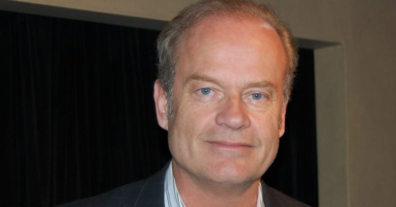 Actor Kelsey Grammer Makes Bold Statement with Anti-abortion Shirt