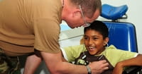 CNN 'Hero of the Year' Says God Chose Him to Help Disabled Children