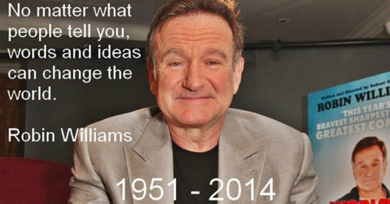 Why Robin Williams Died and Why It Matters