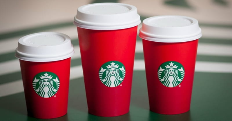 Starbucks' Red Cups, and the Internet Outrage Machine