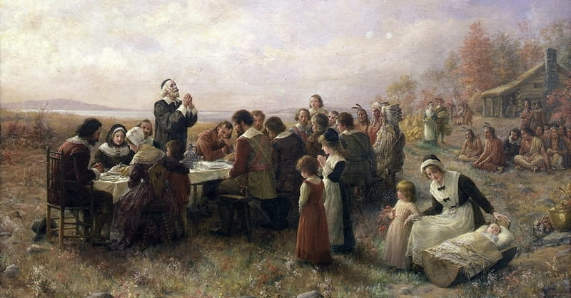 Presidents and Thanksgiving