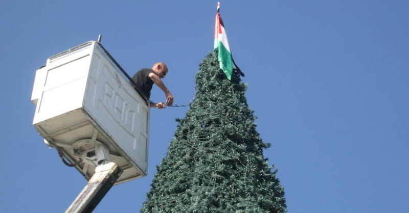 Palestinian Authority Limits Christmas Celebrations in West Bank