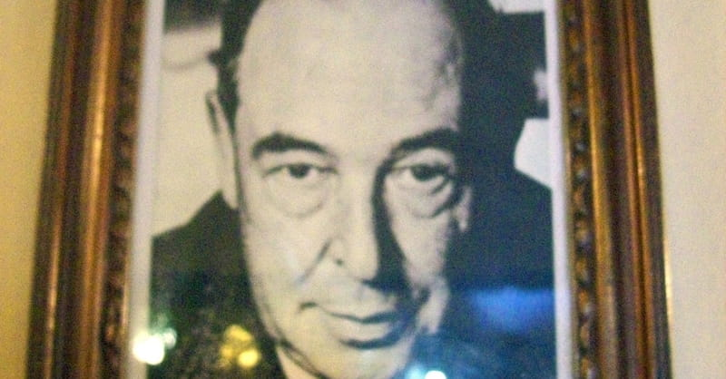 'C. S. Lewis was a Secret Government Agent'