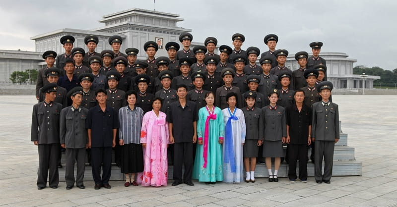 Over 75 Percent of North Koreans Don't Survive Persecution
